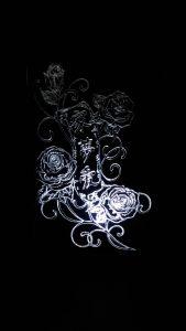Laterne Blumenmehr