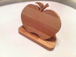 Tablet-Ständer Apfel