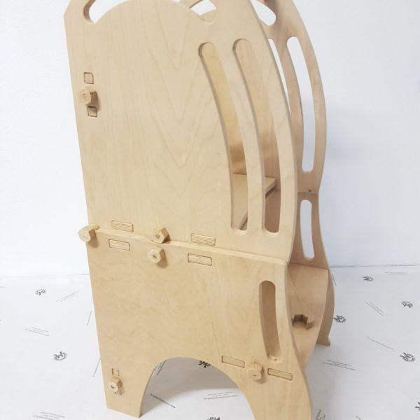 Lernturm Spieltisch für Kinder aus Holz